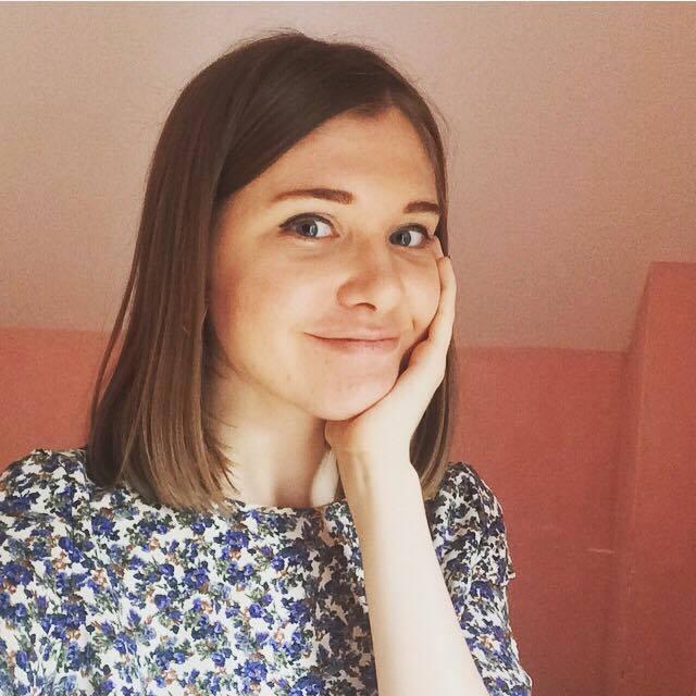 Cristal, student from Moldova