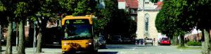 Bus in Aarhus
