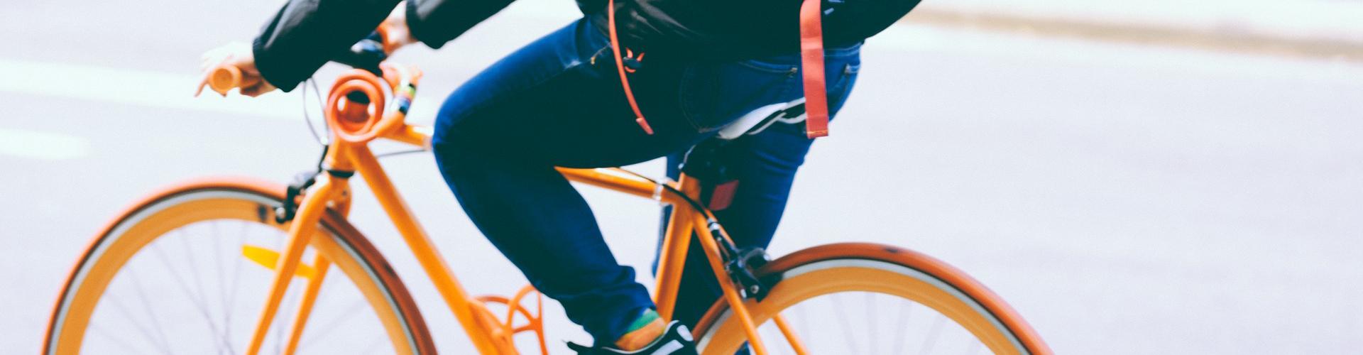 Bike in Aarhus